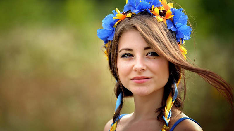 Ukrainian girls' mystery