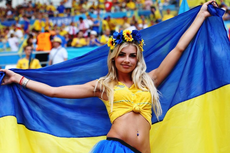 Meet Ukrainian women in Kharkov