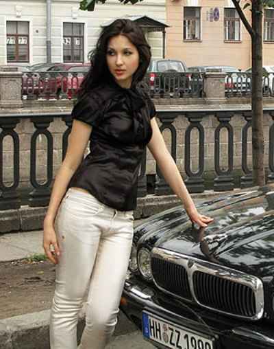 Meet beautiful Ukrainian women on dating sites and talk to them on Skype
